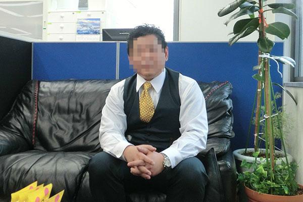原一札幌支社長S氏